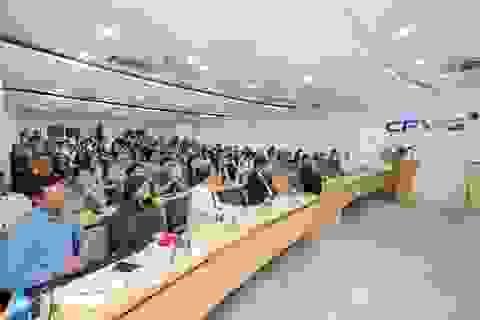 CFVG chào đón 477 tân học viên Thạc sỹ & Tiến sỹ quốc tế