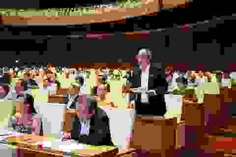 Bí thư Nguyễn Thiện Nhân nêu 8 nhóm giải pháp để tăng năng suất lao động