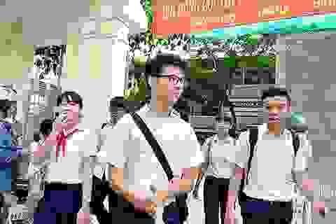 """Hà Nội bỏ cộng điểm nghề tuyển sinh vào lớp 10: Hết """"phao cứu sinh"""""""