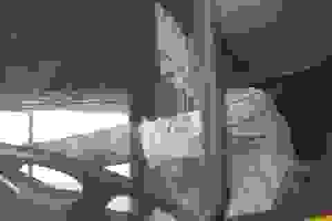 Tài xế vui mừng khi qua trạm BOT Bình Định không mất tiền