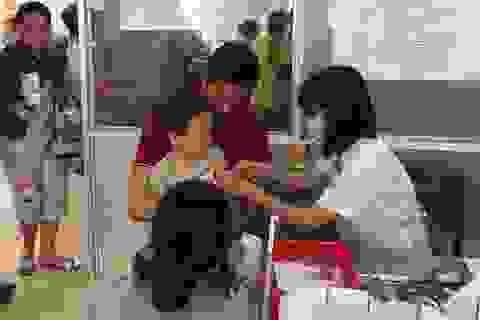 Việt Nam cấp phép lưu hành 8 loại vắc xin phòng nhiều bệnh giống Quinvaxem