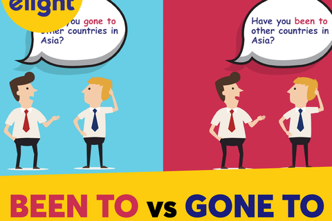 """Học tiếng Anh: Cách phân biệt đơn giản """"Gone to"""" với """"been to"""""""