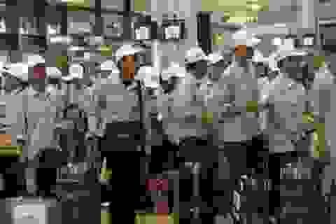 Hơn 16.000 lao động đi làm việc theo hợp đồng ở nước ngoài trong tháng 9