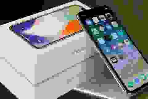 "iPhone X vẫn ""giữ giá"", iPhone XR ""ế ẩm"""