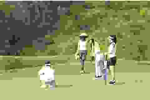 Biệt thự nghỉ dưỡng trong lòng sân golf, cơ hội cho nhà đầu tư nhạy bén