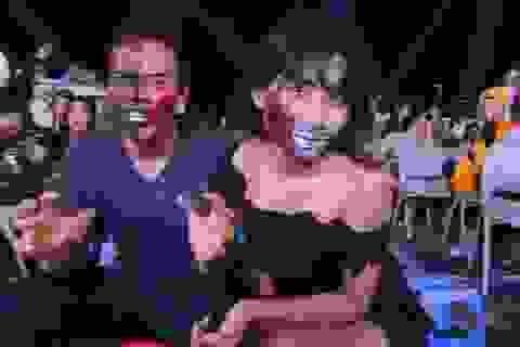 Teen Ninh Thuận ma mị trong đêm Halloween