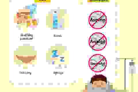 Nhận biết và xử trí bệnh sốt xuất huyết ở trẻ nhỏ