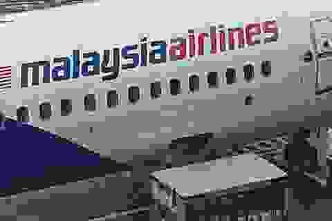 MH370 có thể bị tiêm kích đánh chặn trước khi rơi