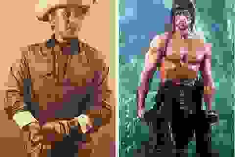 """Tài tử """"Rambo"""" trở lại với vai diễn ở tuổi 72"""