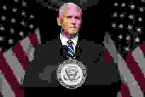 """Phó Tổng thống Mỹ sẽ cứng rắn cảnh báo """"sự hăm dọa"""" của Trung Quốc ở Biển Đông"""