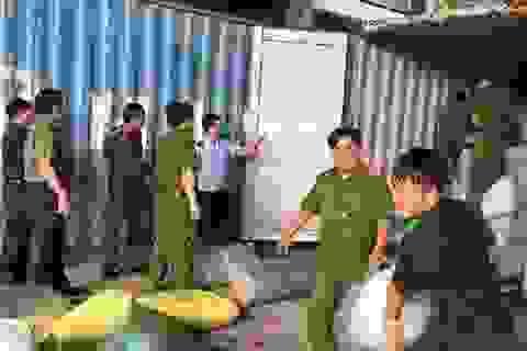 Bắt giữ hơn 10 tấn ngà voi, vảy tê tê nhập từ nước ngoài về Đà Nẵng
