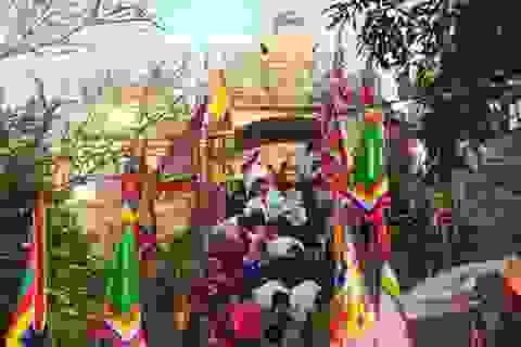 Lễ hội đền Độc Cước được công nhận di sản văn hóa phi vật thể quốc gia