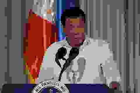 Tổng thống Philippines bất ngờ úp mở về đồn đoán mắc ung thư