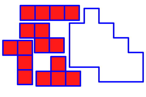 Toán tương tác: Đáp án bài Tetris lớp 3 khiến nhiều người làm sai