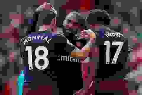 Fulham 1-5 Arsenal: Bùng nổ bàn thắng ở hiệp hai