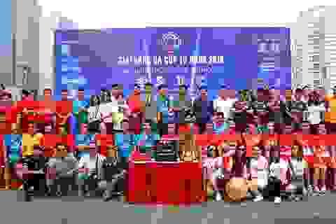 Giải bóng đá Cúp Tứ hùng: Giao lưu kết nối - Chia sẻ yêu thương