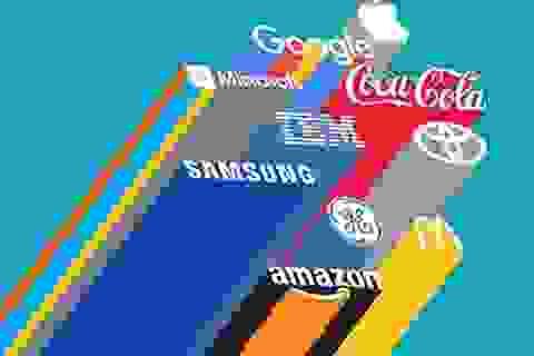 Apple tiếp tục là thương hiệu có giá trị nhất toàn cầu năm thứ 6 liên tiếp