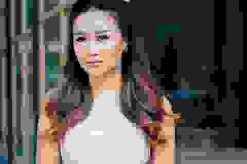 """Lam Anh: """"Tôi chưa bao giờ thân mật quá mức cho phép với nam ca sĩ nào"""""""