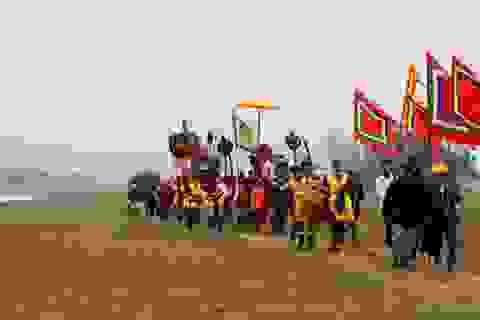 Lễ hội Đền Thanh Liệt được công nhận Di sản văn hóa phi vật thể quốc gia