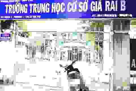 """Bạc Liêu: Sau thanh tra, Trường THCS Giá Rai B """"lộ"""" sai phạm không đóng thuế"""