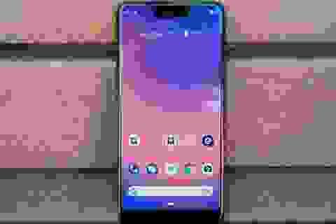 Chưa ra mắt, chiếc smartphone Google Pixel 3 XL đã được bán ra tại Hồng Kông