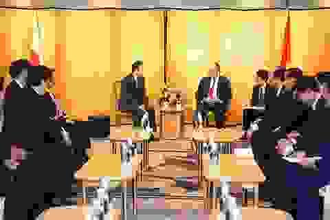 Thủ tướng muốn các doanh nghiệp Nhật Bản tăng cường kết nối với doanh nghiệp Việt