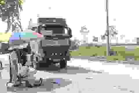 Kiểm tra trọng tải 2 ngày, hơn 30 xe dính lỗi phải hạ tải