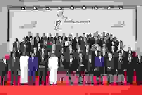 Hội nghị Pháp ngữ dành 1 phút mặc niệm tưởng nhớ Chủ tịch nước Trần Đại Quang