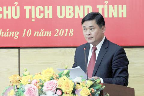 Chuẩn y ông Thái Thanh Quý làm Chủ tịch UBND tỉnh Nghệ An