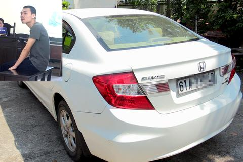 Trộm ô tô đem bán không ai mua, Việt kiều lĩnh 10 năm tù