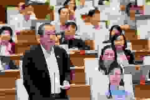 Phó Thủ tướng nói về việc từ chức trong quy định nêu gương