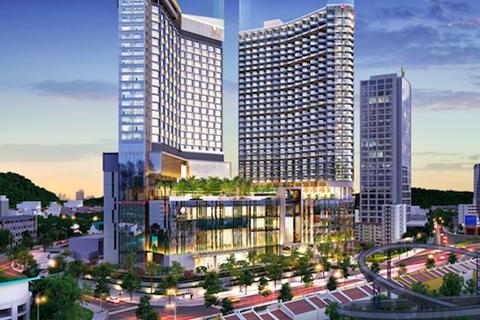 Tổ hợp khách sạn của Cty CP khách sạn Trí Đức tại Hạ Long: Điểm đến của những giấc mơ