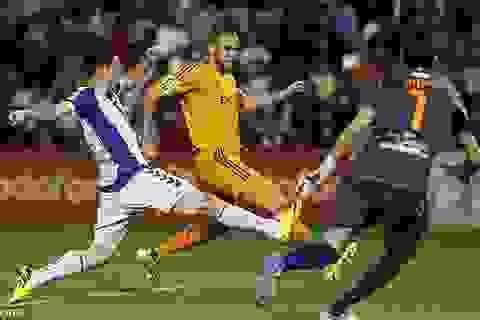 Tân HLV Solari có giúp Real Madrid thoát khỏi vị trí thứ 9 La Liga?