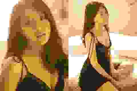 """""""Hot girl Reuters"""" Kiều Trinh thay đổi phong cách, quyến rũ hút hồn"""