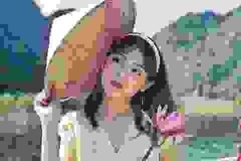 Nữ sinh Quảng Ninh xinh đẹp và bản lĩnh không ngại thử thách
