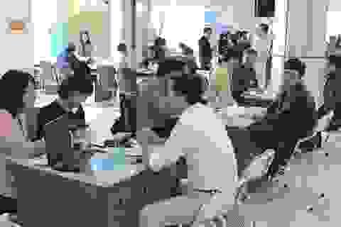 Sáng 22/11, Phiên GDVL Hà Nội: Tuyển nhiều công việc lương từ 8-15 triệu đồng