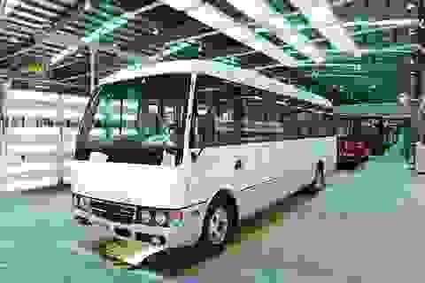 Vì sao dự án lắp ráp xe khách của Samco bị thanh tra bổ sung?
