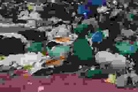 Lộ diện chủ nhân hơn 43 tấn chất thải nguy hại ngang nhiên rong ruổi trên Quốc lộ 1A