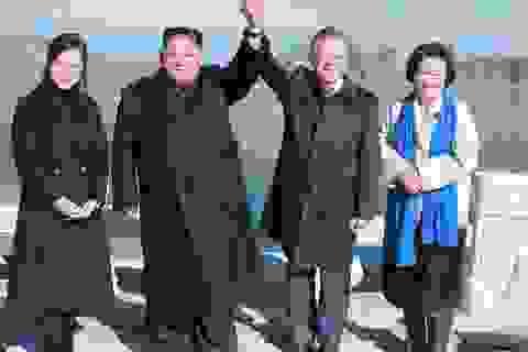 Hàn Quốc đáp lễ Triều Tiên bằng 200 tấn quýt