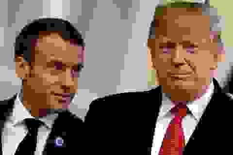 """Vừa về nước, ông Trump lập tức """"phản pháo"""" các lãnh đạo châu Âu"""
