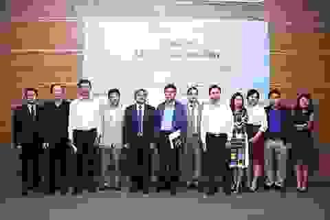 Lần đầu tiên trao tặng Giải thưởng Công nghệ số Việt Nam