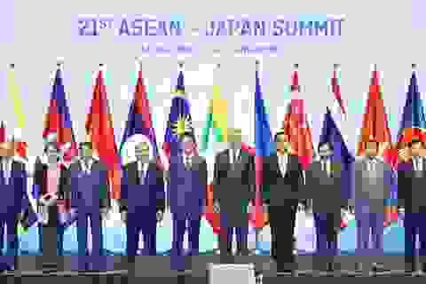 'Việt Nam sẽ nỗ lực cao nhất để nâng tầm quan hệ đối tác ASEAN-Nhật Bản'