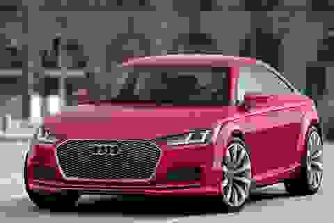Audi TT thế hệ mới sẽ trở thành xe thể thao 4 cửa?
