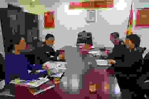 Bộ trưởng Công an trực tiếp tiếp công dân giải quyết khiếu nại, tố cáo