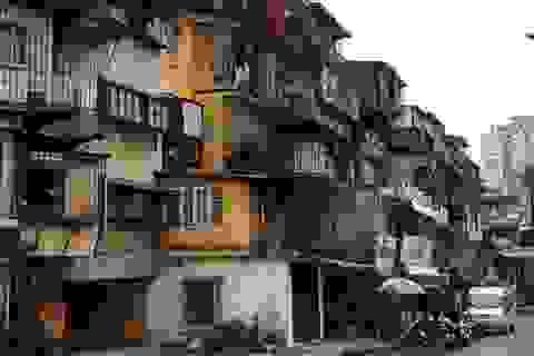 Hơn 1.500 chung cư cũ ở Hà Nội: Vì sao đến nay mới chỉ cải tạo, xây mới được 14?