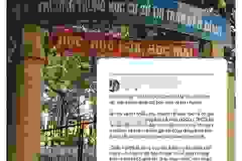 Cảnh cáo, chuyển trường cô giáo tát, đuổi học sinh trong giờ Giáo dục công dân