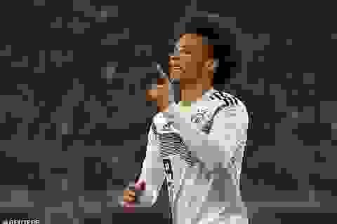 Đức thắng Nga gói gọn trong hiệp một