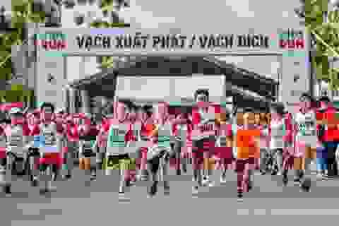 Giải Marathon Quốc Tế TP. Hồ Chí Minh mở thêm đường chạy 5km