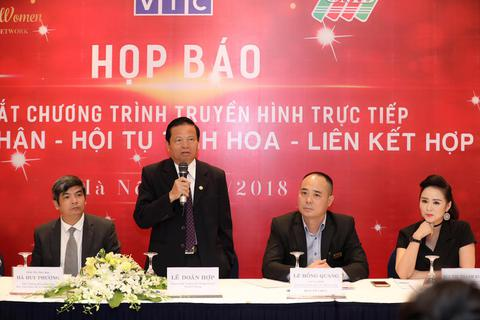 Mạng lưới nữ lãnh đạo Happy Women Leader Network  tổ chức họp báo cùng CMB và Đài VTC