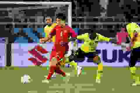 Đội tuyển Việt Nam tấn công hay hơn với tiền vệ... phòng ngự